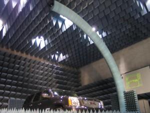 GMC Yukon Denali Antenna Testing for Columbia SC